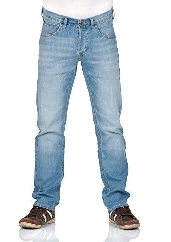 Lee Herren Straight Jeans Daren Sky Blue (ZLWB)