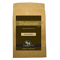 Herb Essential Pure Shatavari (Asparagus Racemosus) Powder 50g