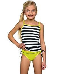Bademode TANKINI Badeanzug Mädchen Bademode BIKINI von 7-13 Jahren M, 56,