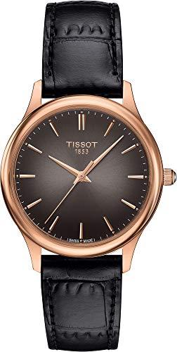 Tissot EXCELLENCE 18 KT GOLD T926.210.76.061.00 Reloj de Pulsera para mujeres