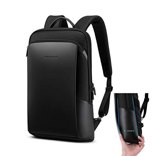 WILLIAMPOLO Laptoprucksack für Herren und Damen, professioneller schmaler Rucksack, Business-Tasche, leicht, Diebstahlschutz