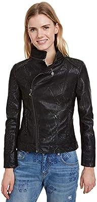 Desigual Coat Dante Abrigo, ,  (Talla del Fabricante: ) para Mujer