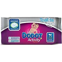 Dodot - Activity - Toallitas recambio - 24 toallitas - [Pack de 11]