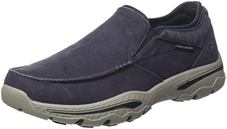 Skechers Creston-Moseco, Mocasines para Hombre  Zapatos de moda en línea Obtenga el mejor descuento de venta caliente-Descuento más grande