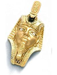 LIOR - Colgante Oro 18k (750) Tutankamon -26.7gr