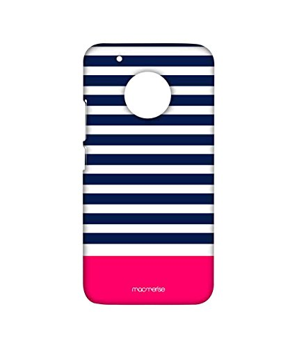 Licensed Macmerise Illustrations Patterns Premium Printed Back cover Case for Moto G5 Plus