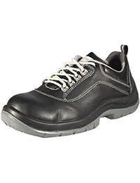 MaxguardDanel D036 - Zapatos de Seguridad Unisex Adulto, Color Blanco, Talla 41