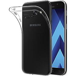 Novago Compatible avec Samsung Galaxy A5 2017 (A520) Coque Gel souple transparente ultra solide