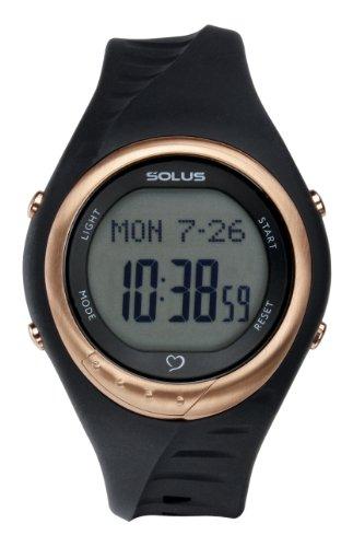 Bernex SL-300-001 - Reloj digital unisex de plástico Resistente al agua