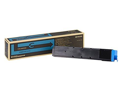 Preisvergleich Produktbild Kyocera 1T02LCCNL0 TK-8505C Tonerkartusche 20.000 Seiten, cyan