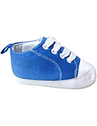 No brand Zapatos primeros pasos de tela para niño