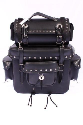 sb2-grand-tourer-negro-piel-sintetica-studded-moto-sissy-bar-equipaje-de-bolsa-para-sillin