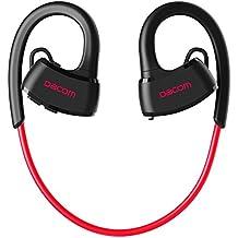Nuevo DACOM P10 IPX7 impermeable auricular Auriculares auriculares auriculares Bluetooth 4.1 auriculares inalámbricos auriculares (rojo