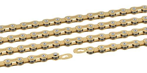 Connex Schaltungskette 9Sg 114 Gld. 6.6 mm Ketten, gold, One Size -