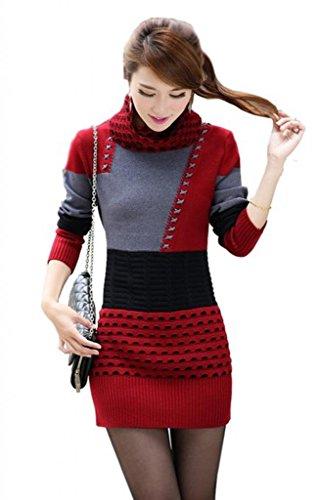 Tailloday Damen Kleid - Stil 4