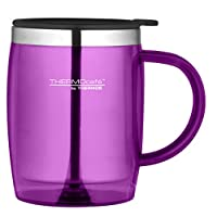 Thermos ThermoCafé Translucent Desk Mug, Purple, 450 ml 23