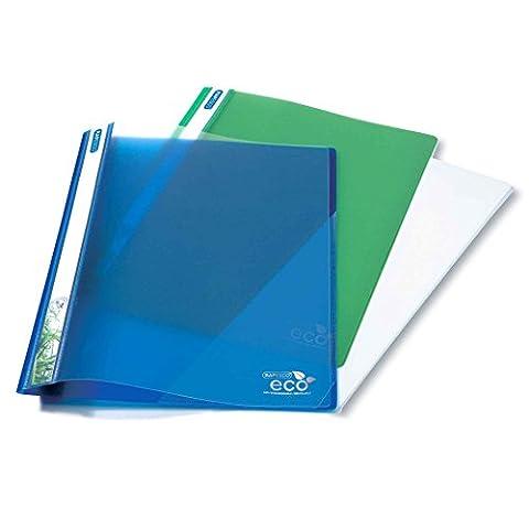 Rapesco 1099 Schnellhefter (aus 100% ECO freundlichem Material) versch.Farben - 1099 Busta
