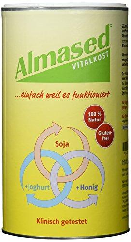 Almased Vitalkost Eiweißpulver zum Abnehmen 6er Pack (6 x 500g) -