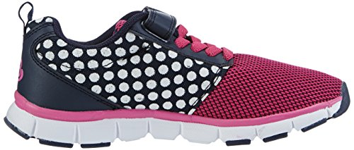Bruetting Amarillo Mädchen Sneakers Pink (pink/marine/weiss)