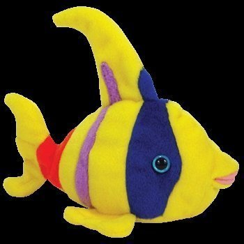 TY Oriel the Fish Beanie Baby by Ty (Fish Beanie Baby)