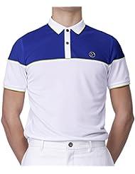 IJP Design Junior Eagle Golf-Shirt - Prenda, color blanco, talla de: años 14