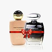 Pierre Bernard Combo Perfume - For Men and Women Eau De Parfum 200ml