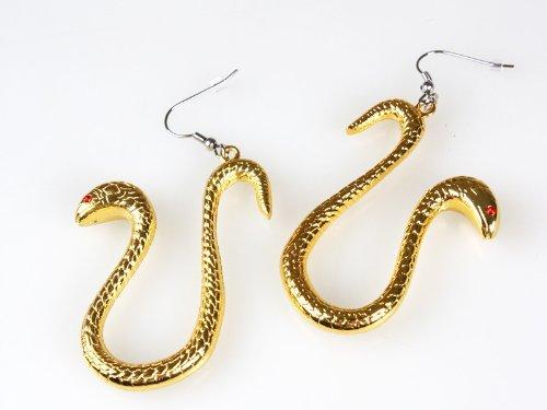 a Hancock wind snake princess earrings (japan import) (Boa Hancock Kostüm)