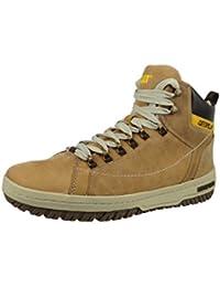 ed2591435661 CAT chaussures Caterpillar Apa HI Dark Beige Brown P711589 Cat Footwear  Produits professionnels de sécurité et ...