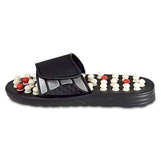 aktivshop Fußreflexzonen-Massage-Sandalen (L (42/43))