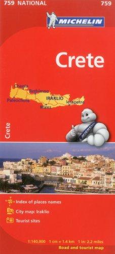 Michelin Crete