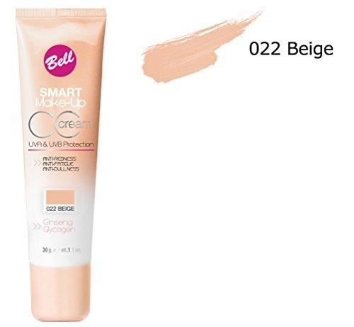 Bell–Crema CC–Base maquillaje