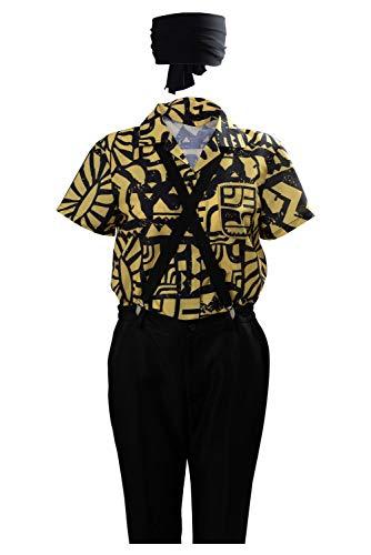 RedJade 11 Eleven Battle Suit Stranger Things 3 Traje de Cosplay Outfit Vestido...