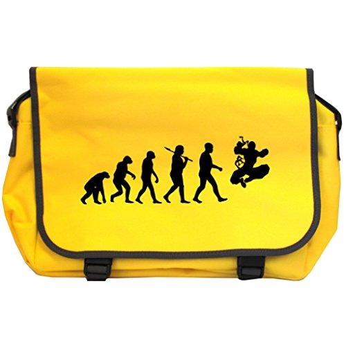 Evolution of a Ninja Messenger Bag–Sonnenblume gelb