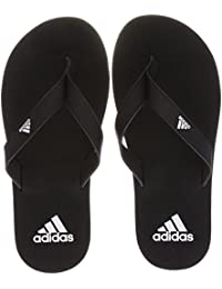 huge selection of 7f791 4145c adidas Mens Eezay Flip Flop Beach  Pool Shoes