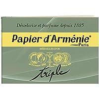 Papier d'Armenie 1 Block mit 12 Seiten (insg. 36 Streifen) preisvergleich bei billige-tabletten.eu