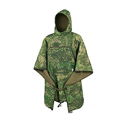 Helikon-Tex Swagman Roll Poncho Outdoor Survival Bushcraft Jagd PenCott Wildwood von Helikon-Tex bei Outdoor Shop