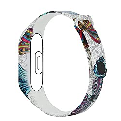 Fit-power Replacement Bands For Xiaomi Mi Band 2 Smart Bracelet(not For Xiao Mi Band 1s) (Typec)