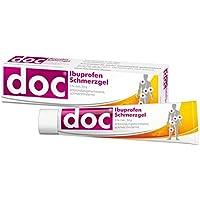 doc® Ibuprofen Schmerzgel: Mit der Tiefenwirkung von microgelöstem Ibuprofen gegen den Schmerz, entzündungshemmend... preisvergleich bei billige-tabletten.eu