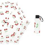 YUYUPDT Ombrello Ombrelli da Tasca Mini da Uomo Portatili Ombrello Anti UV Pieghevole da Donna Pieghevole Ombrellone a Cinque Pieghe Spedizione a Goccia, A