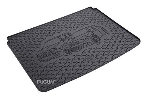 RIGUM Passgenaue Kofferraumwanne geeignet für Jeep Renegade ab 2014 passen ideal
