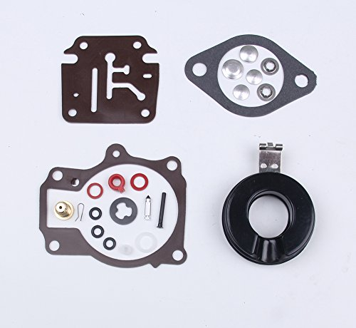 New Carb carburertor Reparatur-Set für Johnson/Evinrude (Vergaser 396701 20/25/28/30/40/45/48/50/60/70