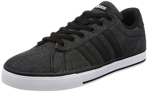 Adidas SE DAILY VULC F76263 Nero Scarpe Uomo Sneakers Sportive Nero (Negro/Ftwbla)
