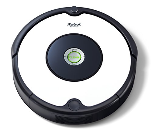 iRobot Roomba 605 Robot Aspirapolvere, Sistema di Pulizia ad Alte...
