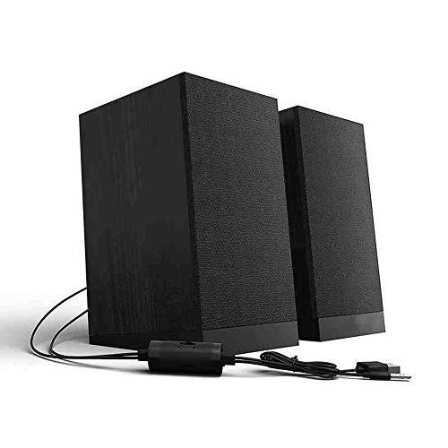 CHAOZHAOHENG Altavoces para computadora, Interfaz USB - Audio de computadora spa36 -...