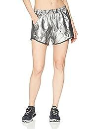 b8cbd01dcc Amazon.es  Dorado - Pantalones cortos   Mujer  Ropa