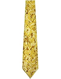 TBAH-19 - Tommy Bahama Mens Tie - Yellow