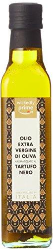 Wickedly Prime Natives Olivenöl extra mit schwarzem Trüffel (6 Flaschen à 250ml)