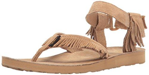 Teva Original Sandal LTR Fringe Women Brown cNKPFC