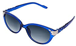 SHVAS UV Protection Cat Eye Womens Sunglasses [CATPROBLU]