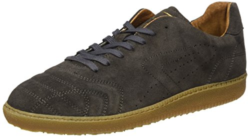 Replay Replica Scatto, Baskets Basses Homme Gris - Grau (Dk Grey 19)